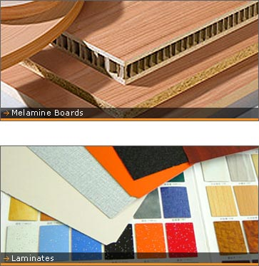 Our LAminates and Sheet Products - Call for more information.