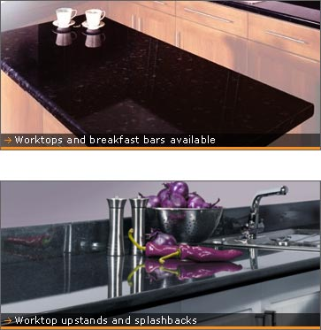 Our Worktops - Call for more information.